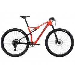 ciclo Epic FSR Expert Carbon 29 World Cup test bike