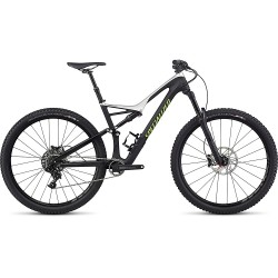 ciclo Stumpjumper FSR Comp Carbon 29 (2017)