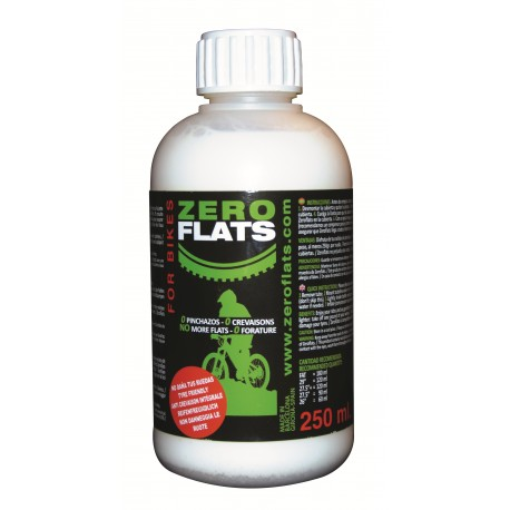 sigillante ZeroFlats Antipunctures 250ml
