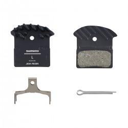pastiglie resina J03A incl Spring/Split Pin