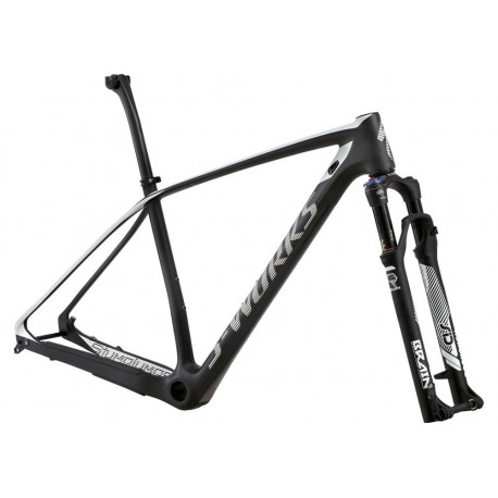 telaio S-Works Stumpjumper HT Carbon 29 carbo/white